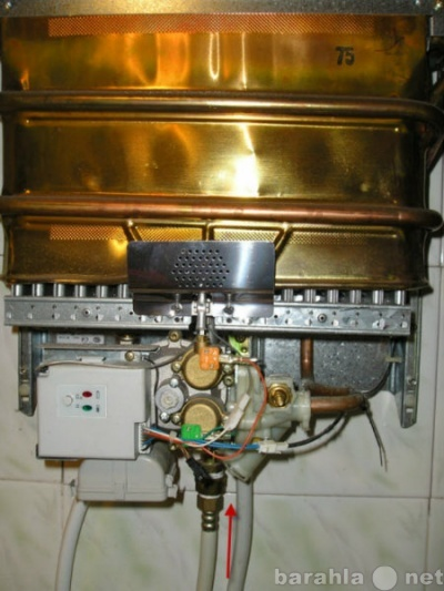 Предложение: Ремонт газовых